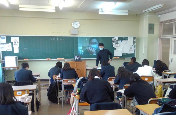 神奈川県立新栄高等学校 3年生